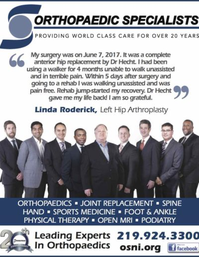 Testimonial for Dr. Hecht