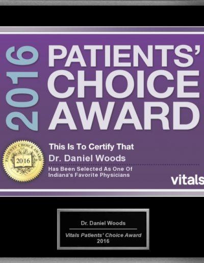 Dr Daniel Woods