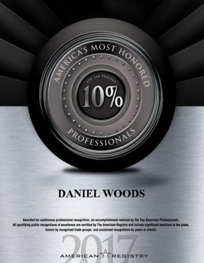 Dr. Daniel Woods