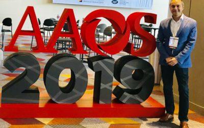 Dr. Khanna AAOS 2019